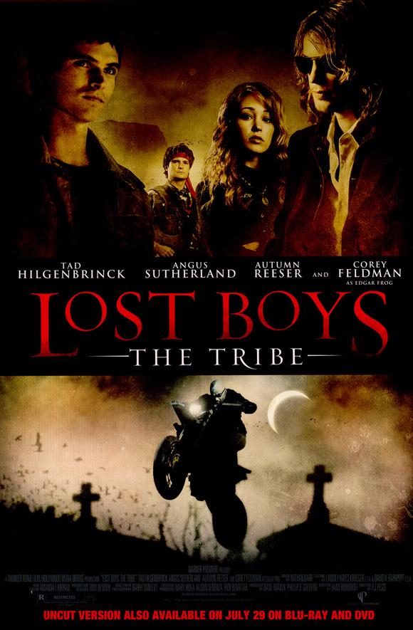 ดูหนังออนไลน์ฟรี Lost Boys: The Tribe (2008) ตื่นแล้วตายยาก 2- ผ่าฝูงพันธุ์ตายยาก